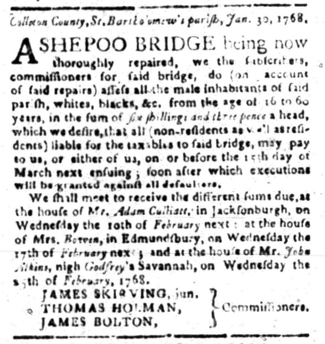 Feb 15 - South Carolina Gazette Slavery 9