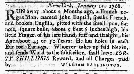 Feb 18 - New-York Journal Supplement Slavery 2