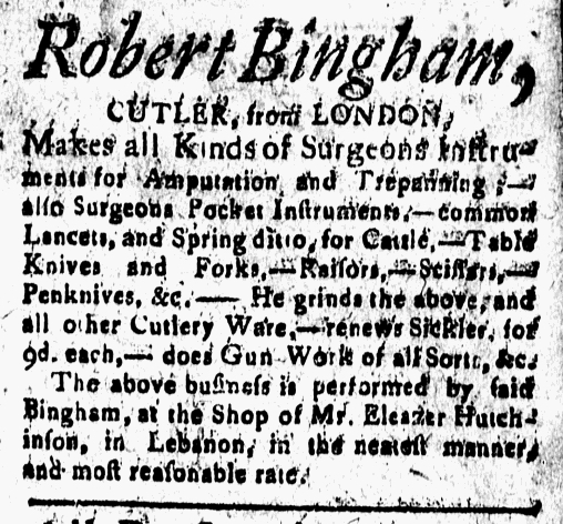 Feb 19 - 2:19:1768 New-London Gazette