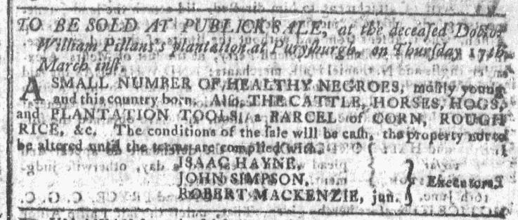 Mar 2 - Georgia Gazette Slavery 6