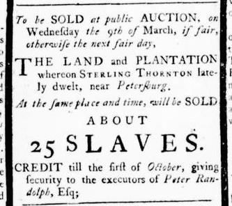 Mar 3 - Virginia Gazette Rind Slavery 7