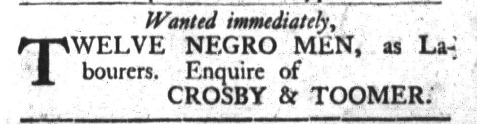 Mar 22 - South-Carolina Gazette and Country Journal Slavery 7