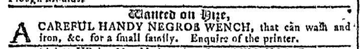 Apr 20 - Georgia Gazette Slavery 1