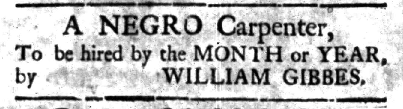 Apr 25 - South Carolina Gazette Slavery 5