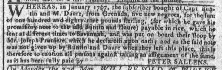 Apr 27 - Georgia Gazette Slavery 6