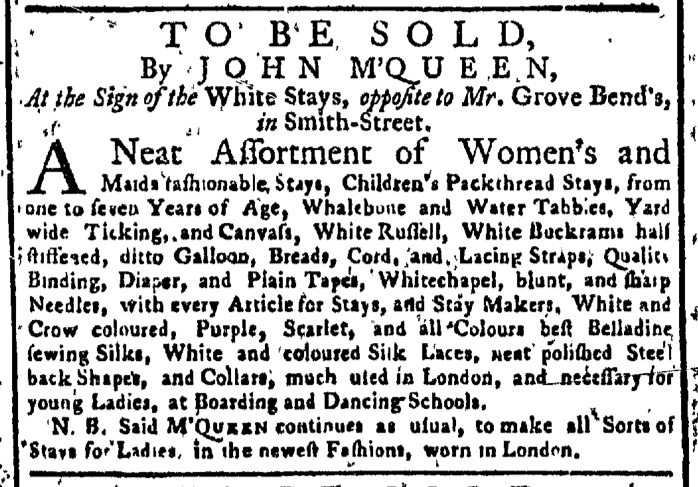 Apr 4 - 4:4:1768 New-York Gazette Weekly Post-Boy