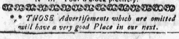 May 1 - 4:28:1768 Massachusetts Gazette