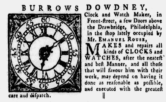 May 15 - 5:12:1768 Pennsylvania Gazette Supplement