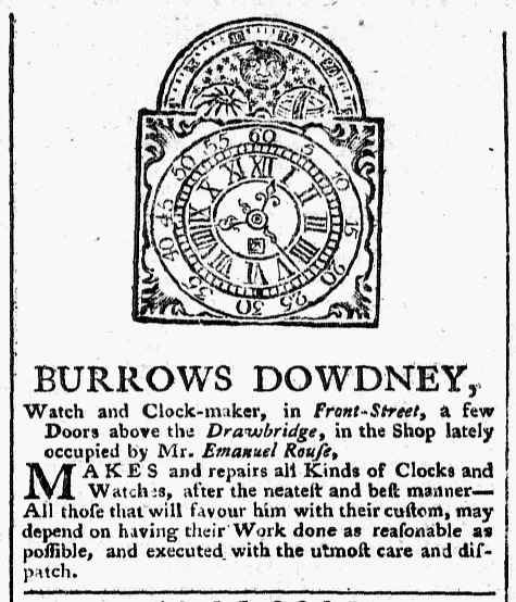 May 16 - 5:16:1768 Pennsylvania Chronicle