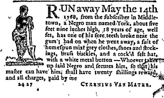 May 19 - New-York Journal Slavery 1