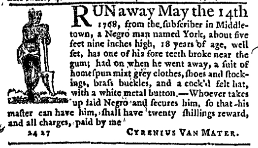 May 26 - New-York Journal Slavery 1