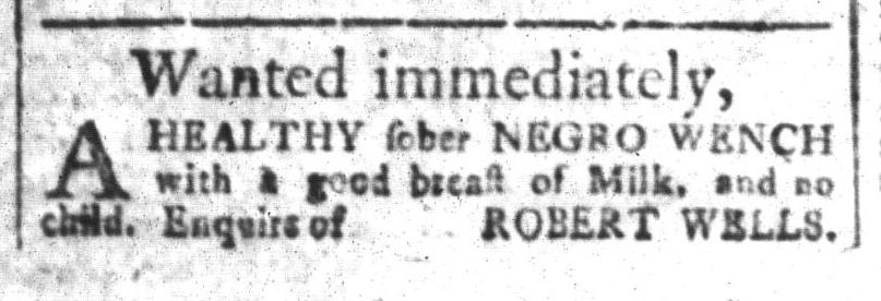 Jul 1 - South Carolina and American General Gazette Slavery 7