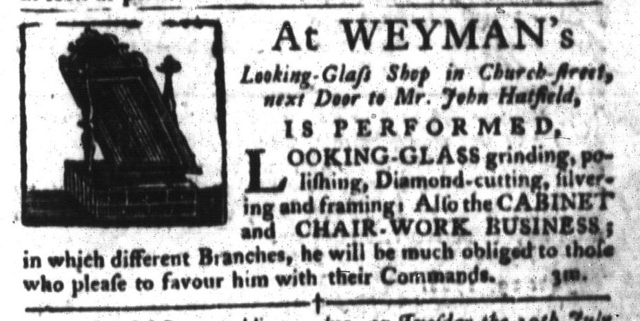 Jul 12 - 7:12:1768 South-Carolina Gazette and Country Journal