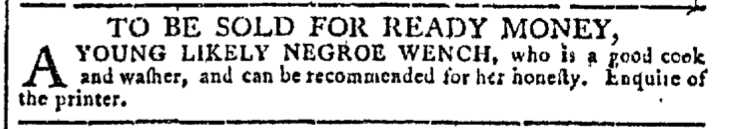 Jul 13 - Georgia Gazette Slavery 5
