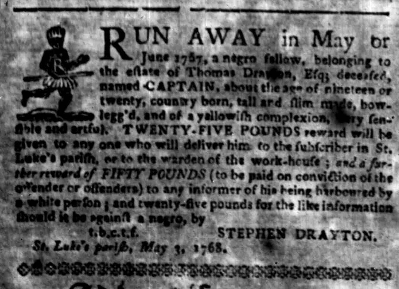 Jun 13 - South Carolina Gazette Slavery 4