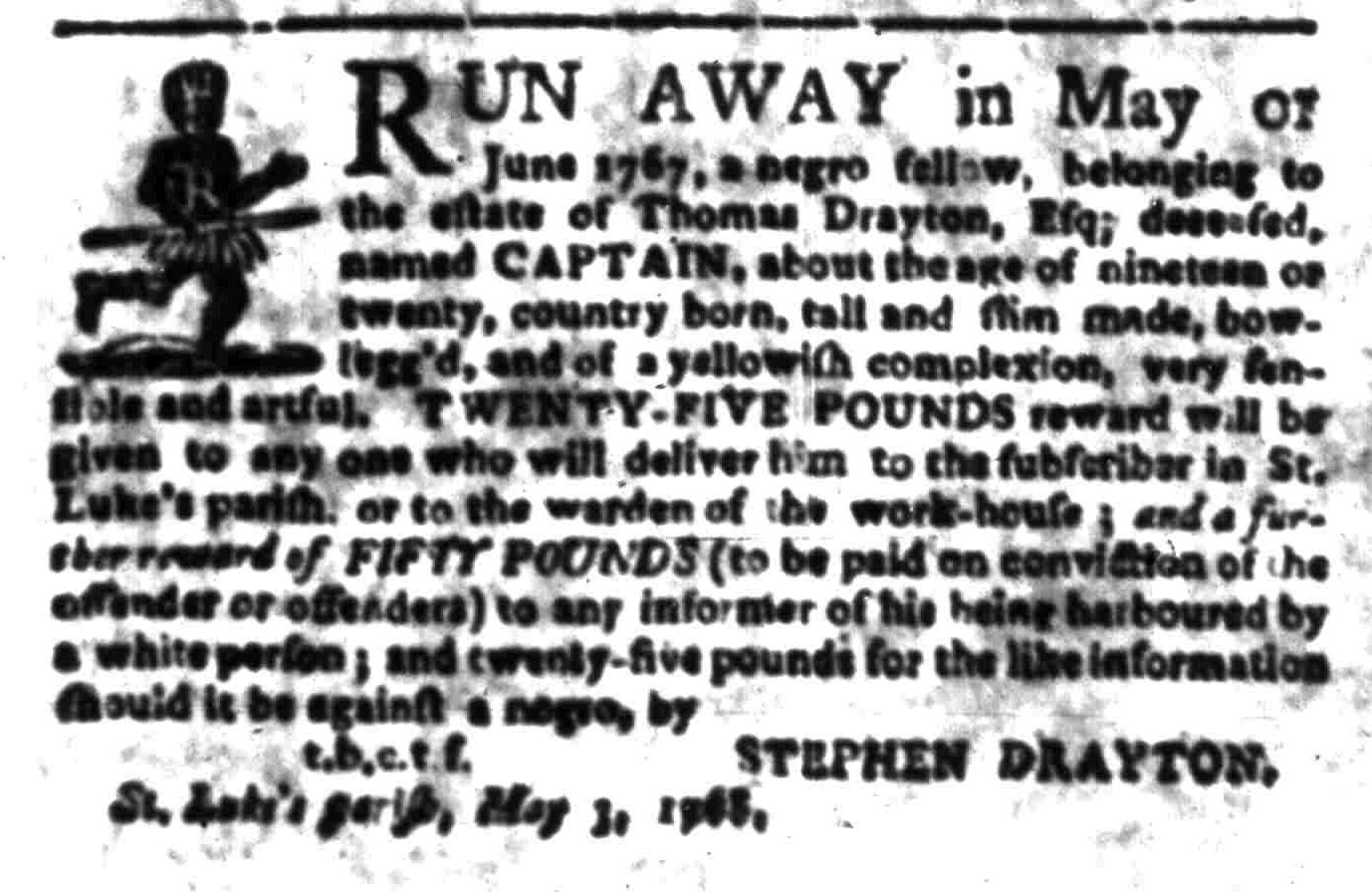 Jun 20 - South-Carolina Gazette Slavery 5