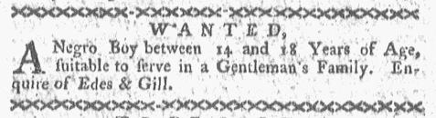 Jun 27 - Boston-Gazette Slavery 2
