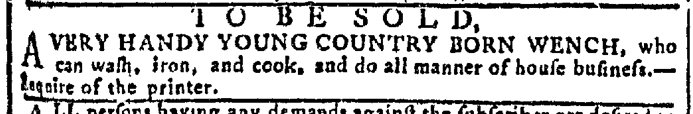 Aug 10 - Georgia Gazette Slavery 7