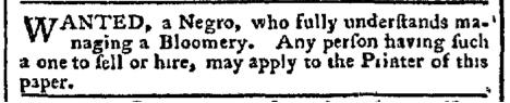 Aug 8 - Pennsylvania Chronicle Slavery 1