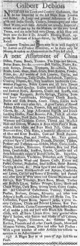 Jul 18 - Boston-Gazette Slavery 2