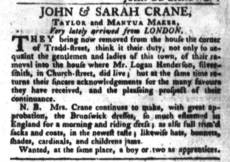 Jul 26 - 7:26:1768 South-Carolina Gazette and Country Journal