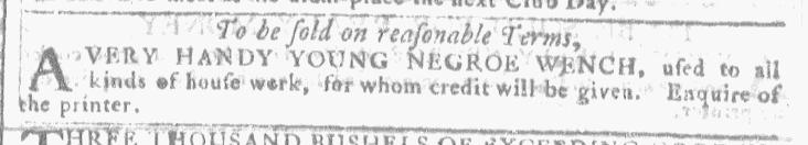 Jul 27 - Georgia Gazette Slavery 3