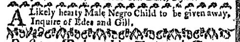 Oct 3 - Boston-Gazette Slavery 3
