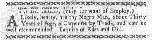 Sep 12 - Boston-Gazette Slavery 1