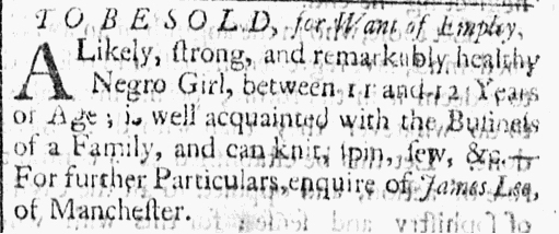 Sep 20 - 9:20:1768 Essex Gazette