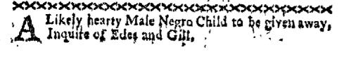 Sep 26 - Boston-Gazette Slavery 1