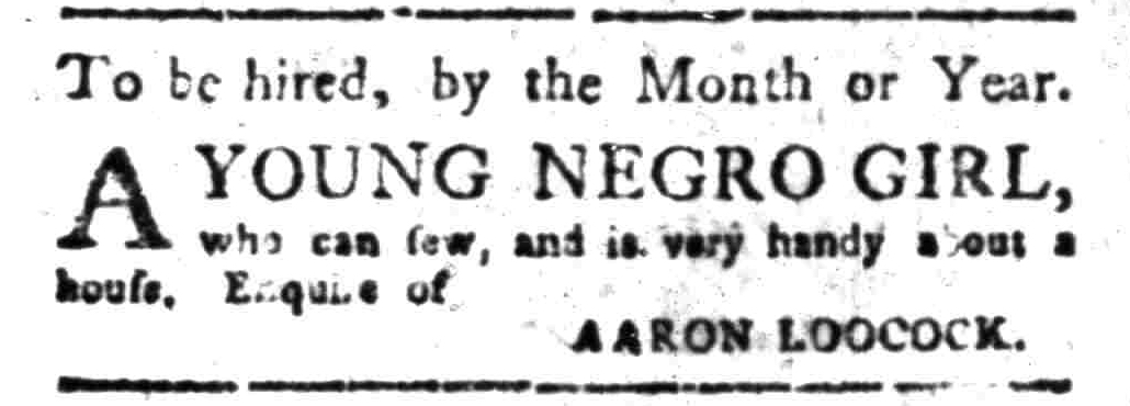 Sep 26 - South-Carolina Gazette Slavery 3