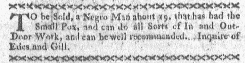 Nov 14 - Boston-Gazette Slavery 2