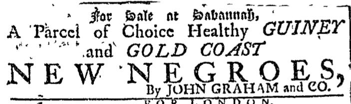 Nov 16 - Georgia Gazette Slavery 6