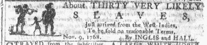 Nov 23 - Georgia Gazette Slavery 6