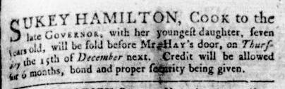 Nov 24 - Virginia Gazette Rind Slavery 4