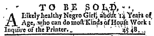 Nov 3 - New-York Journal Supplement Slavery 2