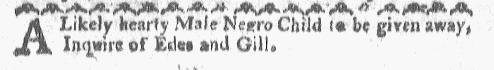 Oct 10 - Boston-Gazette Slavery 2