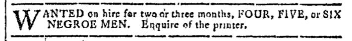 Oct 19 - Georgia Gazette Slavery 4