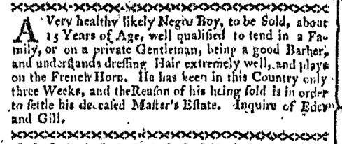 Oct 24 - Boston-Gazette Slavery 4
