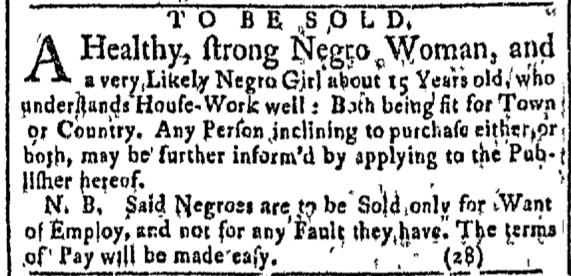 Oct 24 - Newport Mercury Slavery 1