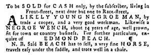 Dec 1 - Pennsylvania Gazette Supplement Slavery 2