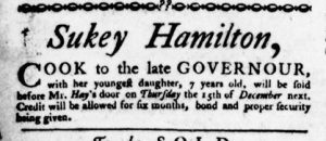 Dec 1 - Virginia Gazette Purdie and Dixon Slavery 4