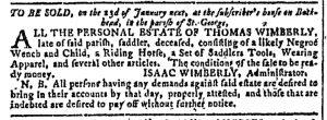 Nov 30 - Georgia Gazette Slavery 2