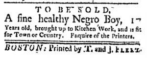 May 22 - 5:22:1769 Boston Evening-Post
