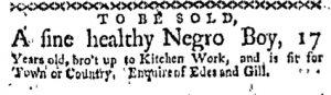May 22 - 5:22:1769 Boston-Gazette Supplement