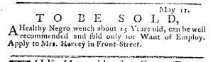 May 25 - Pennsylvania Journal Slavery 1