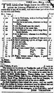 May 25 - Virginia Gazette Purdie and Dixon Slavery 4