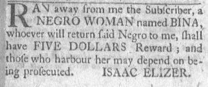 May 8 - Newport Mercury Slavery 1