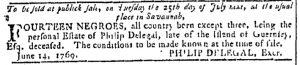 Jul 5 - Georgia Gazette Slavery 4