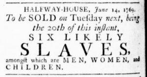 Jun 15 - Virginia Gazette Rind Slavery 2